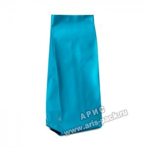 Пакет с центральным швом Аквамарин (матовый)