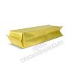 Пакет с центральным швом Золотой (матовый)