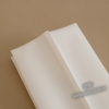 Пакет с центральным швом (тактильный лак) Белый